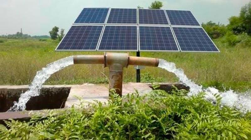 bomba solar agua potable salamanca